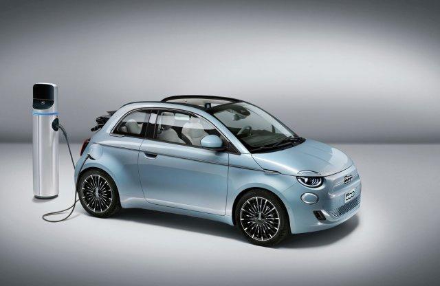 Az új Fiat 500 is megcsípi a 2,5 millió forintos támogatást