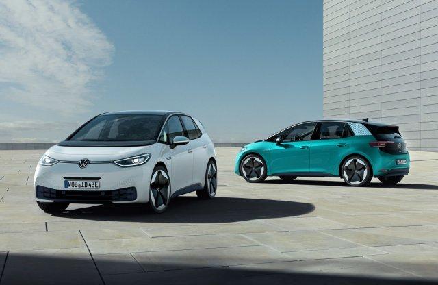 Hamarosan itthon is rendelhető a VW elektromos népautója