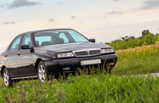 415 ezer kilométerrel is igazi prémiumautó: Lancia Kappa