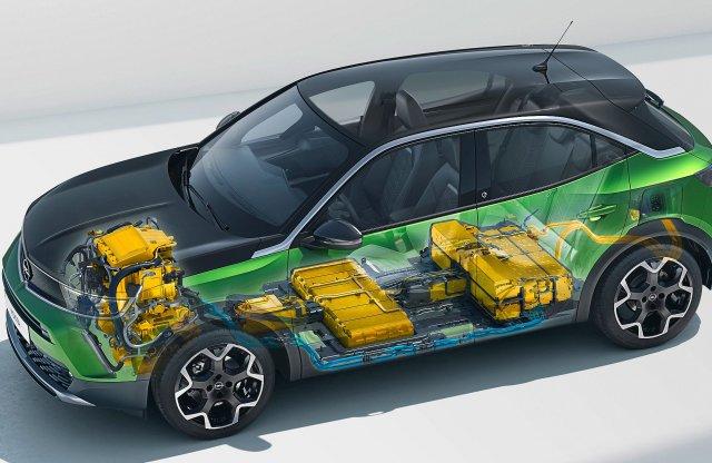 Optimistán tekint a jövőbe az Opel