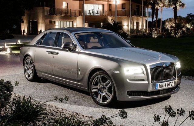 Az autóipar legtisztább levegőjét ígéri a Rolls-Royce