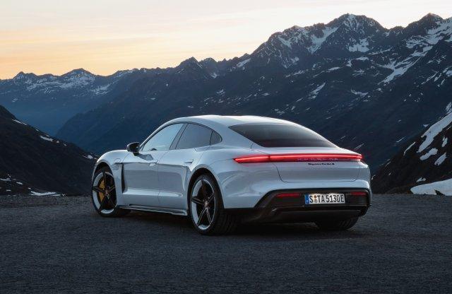 A Porsche Taycan a világ leginnovatívabb autója?
