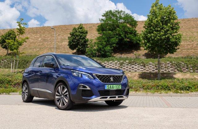 Neked nem lesz jó, ha beindul – Peugeot 3008 Hybrid4