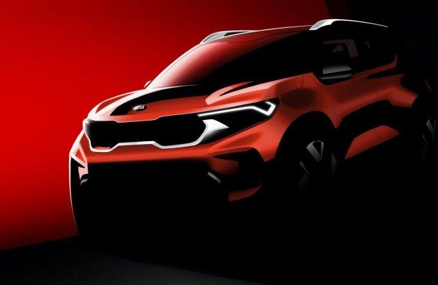 Hamarosan egy kicsi SUV gazdagítja a Kia modellpalettáját