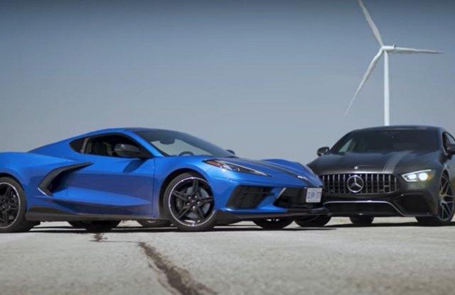 Vajon legyorsulja az új Corvette a német és japán riválisokat?