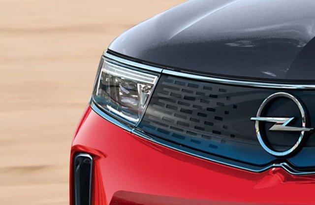 Ilyen lehet az új Opel Astra!