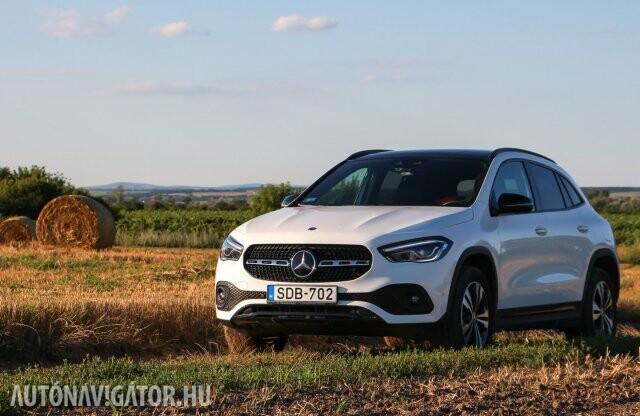 Nem is kicsi! Mercedes-Benz GLA 200d teszt