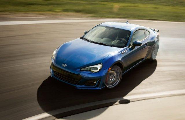 Leáll a Subaru BRZ gyártása, ám lesz másik!