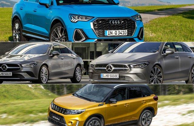Audi, Mercedes-Benz és Suzuki is lehet az Év Magyar Autója 2021