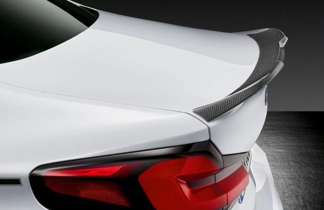Az alap 5-ös BMW is addig vadítható, hogy M5-ösnek tűnik