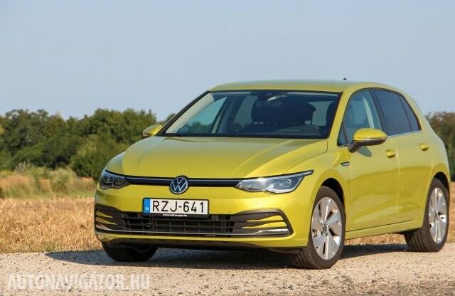 Autópályán vitorlázni? Még ezt is lehet az új VW Golffal!