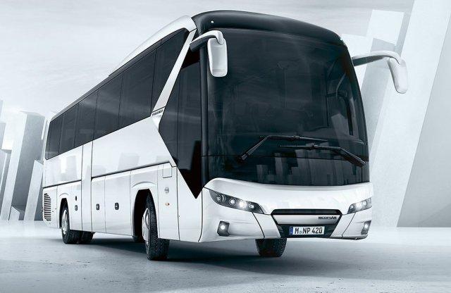 Új buszokkal bővült a Volánbusz flottája