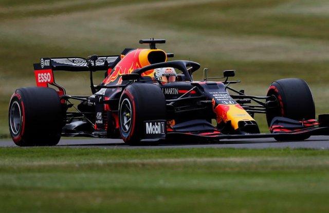 Red Bull győzelem a jubileumi F1-es versenyen