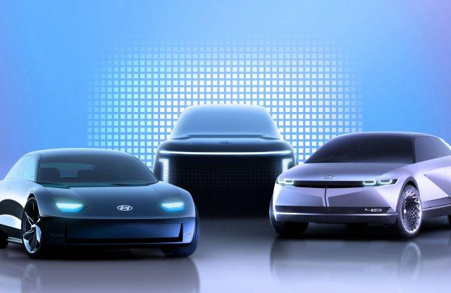 Ioniq néven fut majd az összes új elektromos Hyundai
