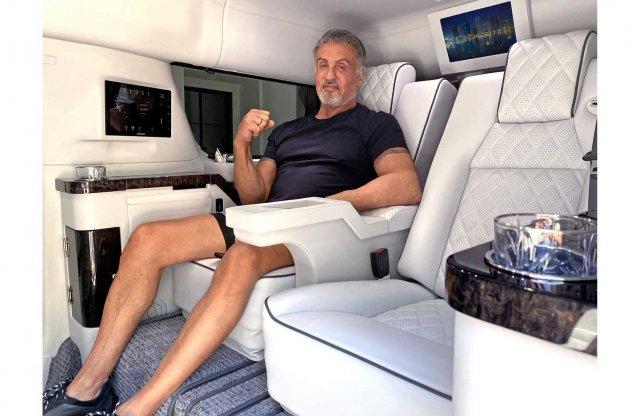 Eladó Sylvester Stallone Cadillacje