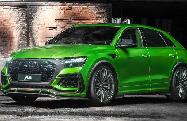 Kiengedték a Krakent! – Audi RS Q8-R