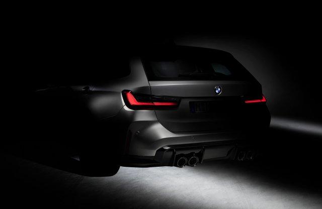 A történelemben először: jön a sorozatgyártású kombi M3-as BMW