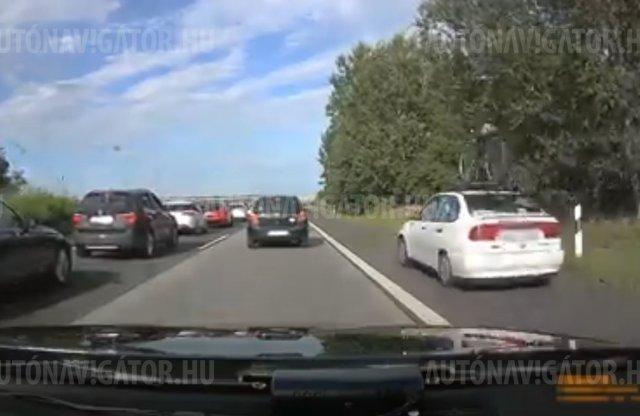 Ismét röpködtek a százezres bírságok az M7-es autópályán