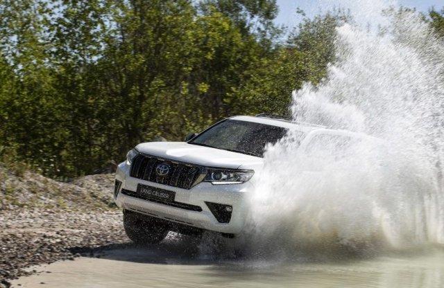 Erősebb motorral frissül a Toyota Land Cruiser