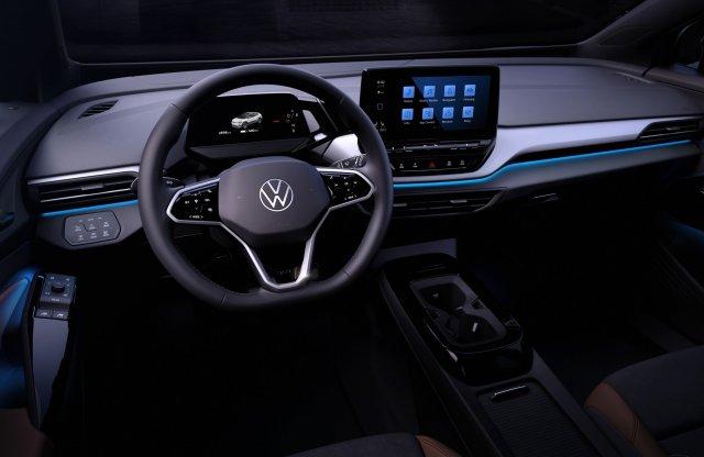 Igazi lounge lesz az első elektromos VW SUV beltere