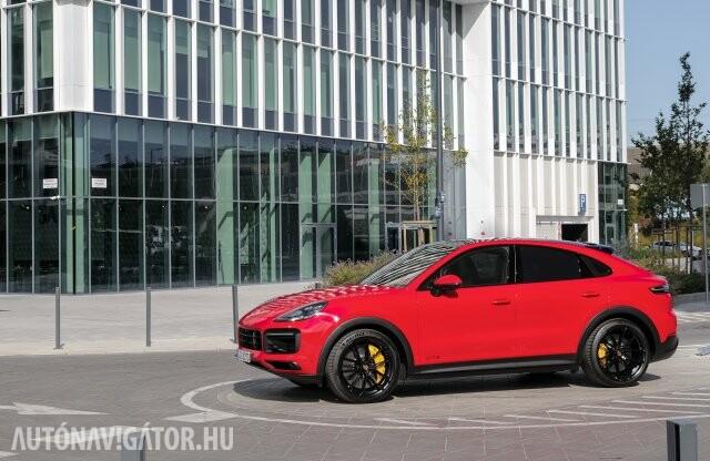 Ekkorát már régen autóztam – Porsche Cayenne GTS