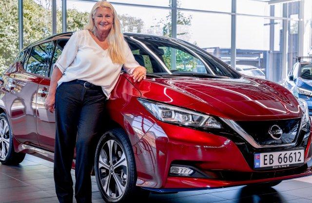 Tíz év után elkészült a félmilliomodik Nissan Leaf