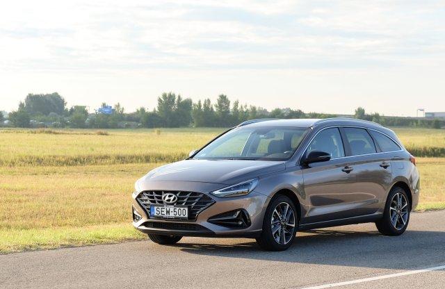Örök élet meg egy nap? –Hyundai i30 1.5 DPi
