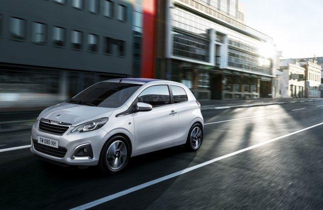 A Peugeot 108-cal folytatódik a miniautók haláltusája