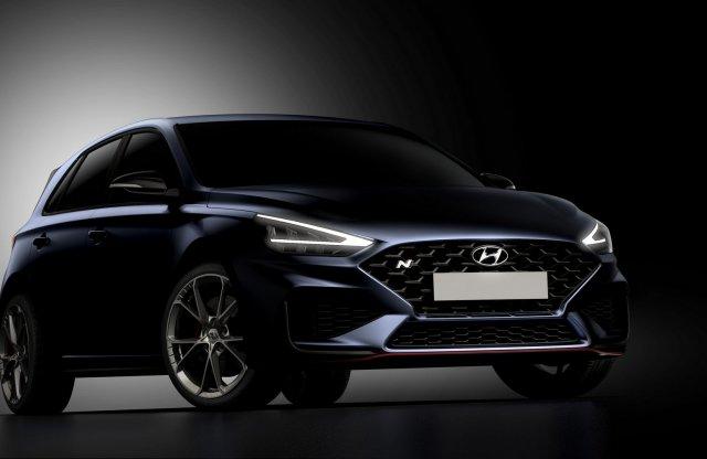 Automata váltó is érkezik a friss Hyundai i30 N-hez
