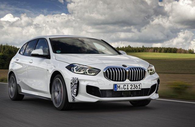 Visszatérő névvel érkezik az 1-es BMW új sportverziója