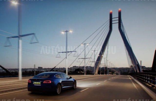 Nézd meg az új Duna-hidat, és mondd el, milyennek tartod!