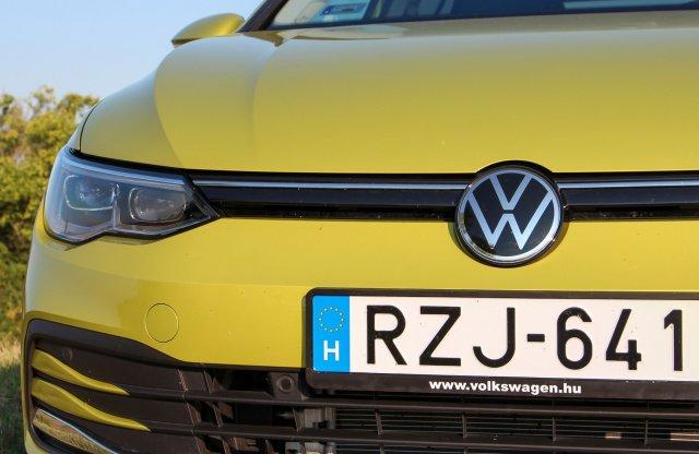 Új motorral 6 millió forint alá került az új VW Golf alapára