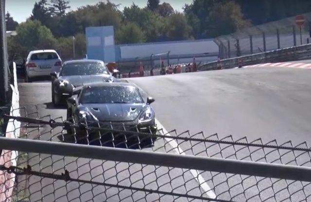 A legújabb álcázott sportkocsik egyetlen videóban