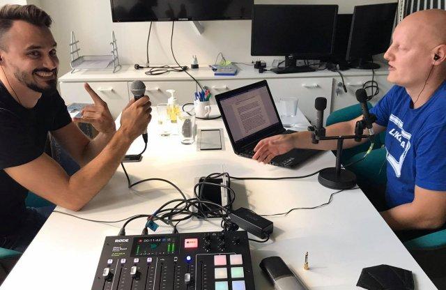 Podcast – már megint karanténból, bringasávokról, renitensekről