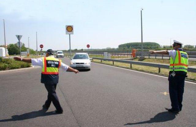 18 autópálya-rendőr kerülhet börtönbe korrupció miatt