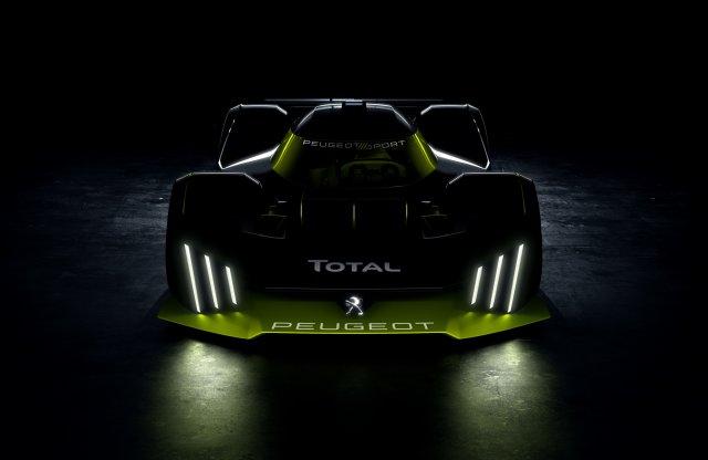 Hatásosan tér vissza a Peugeot Le Mans-ba