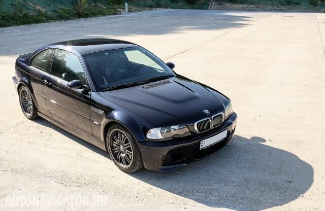 Az én hősöm – BMW M3 E46
