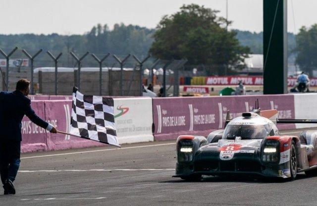 Sorozatban harmadjára is a Toyota nyerte Le Mans-t