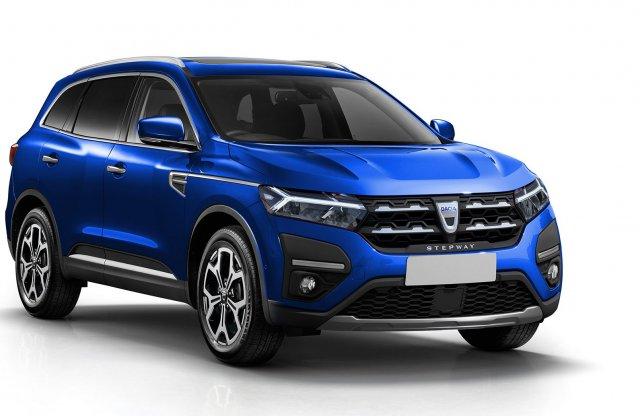 Ilyen lehetne a Dacia Grand Duster