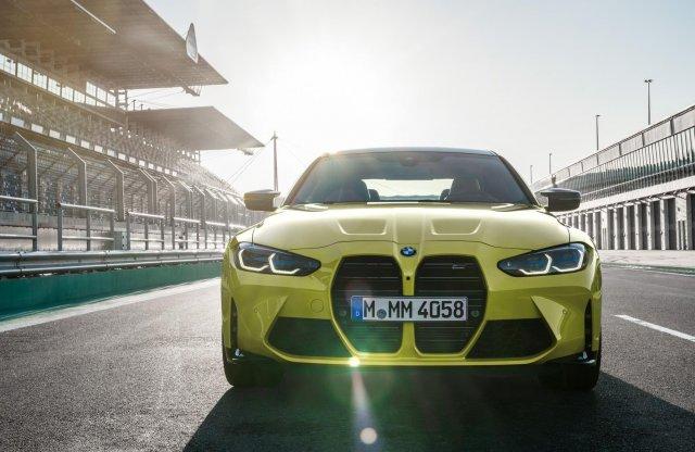 Íme, az új BMW M3 és M4