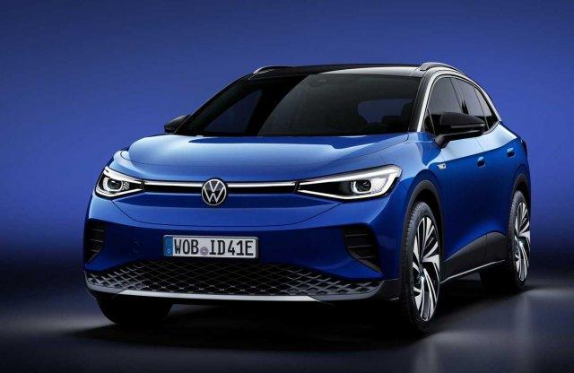 Bemutatták a Volkswagen első villany SUV-ját