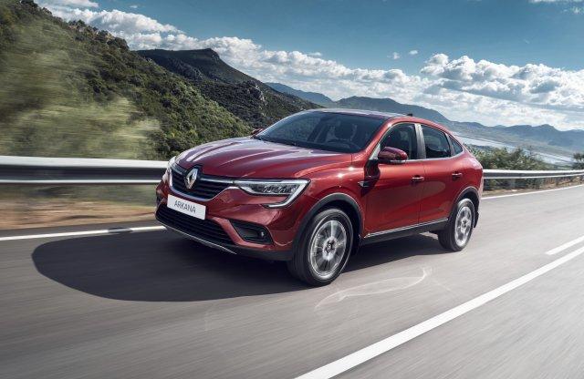 Néhány hónap, és rendelhető a Renault kupéterepjárója