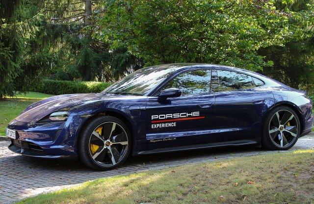 Ízig-vérig Porsche – Taycan Turbo S menetpróba