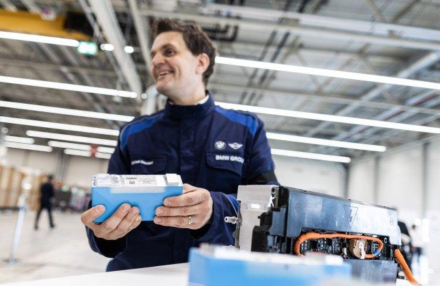 2021-től Lipcsében is készülnek BMW akkumulátorok