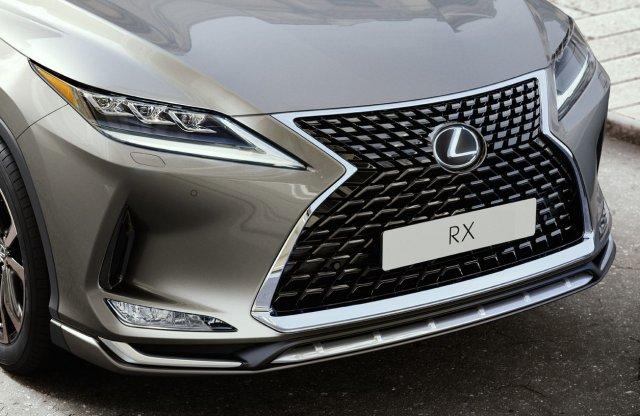 Sportmodell a luxushajóból? A Lexus megcsinálja!