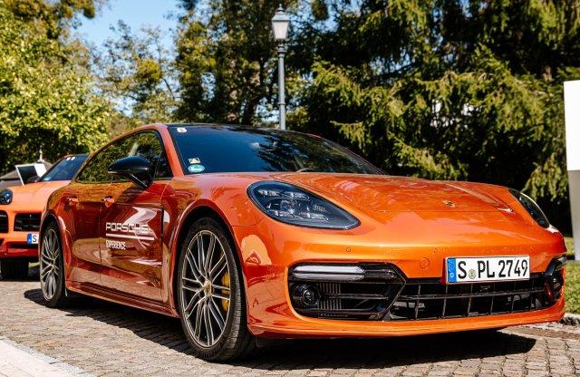 A világ legmenőbb kombija – Porsche Panamera GTS ST menetpróba