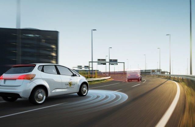 Új rendszerben pontozza az önvezetést az Euro NCAP