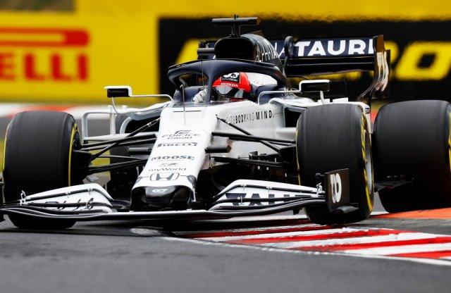 Hátat fordít a Honda az F1-nek