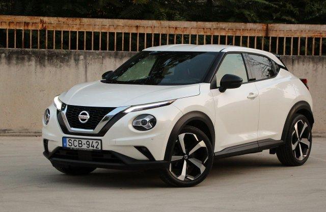 Nem mindig jó nagy lábon élni – Nissan Juke teszt