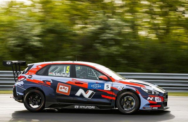 Zárt kapus lesz a Super Racing Fesztivál a Hungaroringen